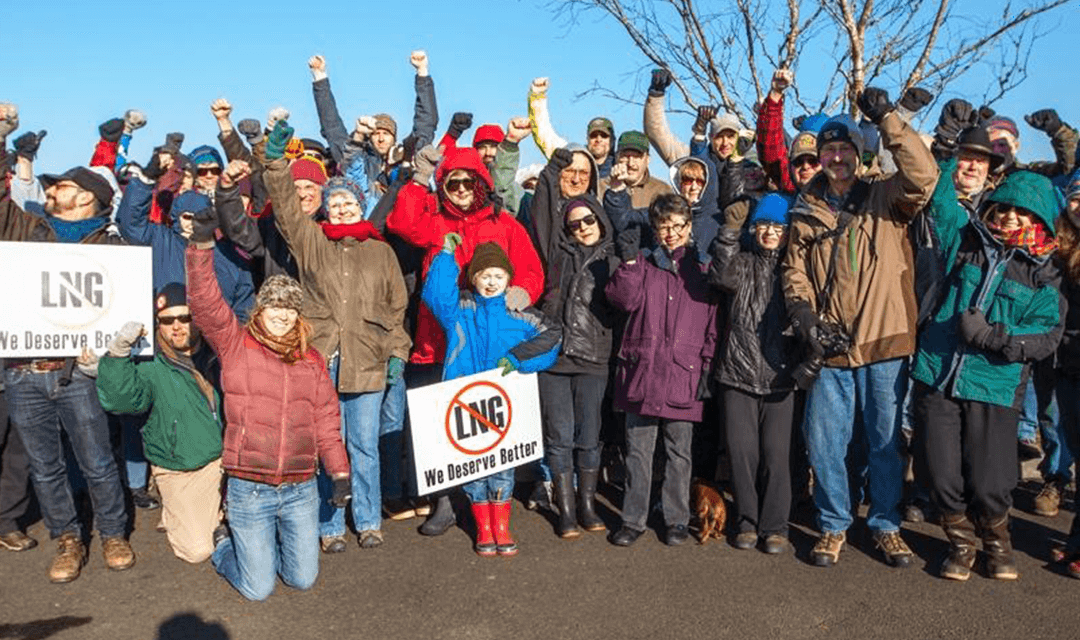 PRESS RELEASE: Southern Oregonians Applaud Congressman Peter DeFazio For Opposing Jordan Cove LNG Project