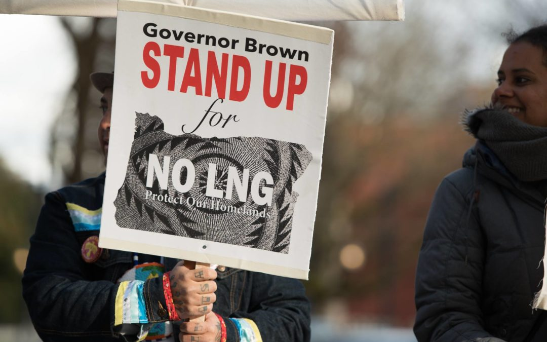 Oregonians Voice Strong Support for Governor Brown's Action to Protect the Clean Water Act