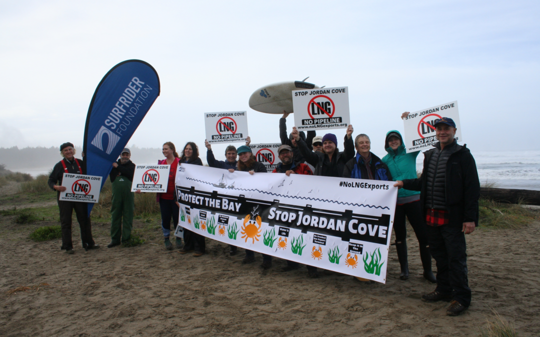 BREAKING: Oregon Court Strikes Down Two Additional Permits for Jordan Cove LNG